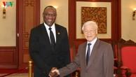Mở rộng quan hệ hữu nghị, hợp tác nhiều mặt với Haiti