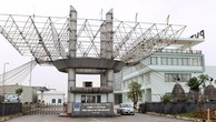 Nhà máy sản xuất xơ sợi Đình Vũ, một trong số 12 dự án thua lỗ, đắp chiếu của các đơn vị thuộc ngành công thương.