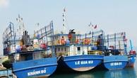 17 tàu vỏ thép của ngư dân bị lắp máy rởm, gỉ sét nặng