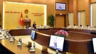 UBTVQH cho ý kiến về việc chuẩn bị kỳ họp thứ 4, Quốc hội khóa XIV