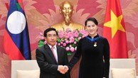 Quan hệ và hợp tác toàn diện Việt-Lào là tài sản vô giá