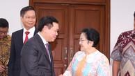 Thắt chặt quan hệ Đảng Cộng sản Việt Nam và Đảng Dân chủ Indonesia Đấu tranh