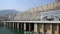 Một góc nhà máy thủy điện Sơn La. Ảnh: TTXVN