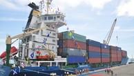 Cảng Trường Hải nằm trong Khu kinh tế mở Chu Lai đang hoạt động khá hiệu quả.