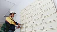 Đề xuất lắp đặt thùng thư công cộng tại các khu đô thị