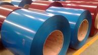 Nhiều DN nhập khẩu tôn màu được miễn áp thuế tự vệ