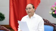 Thủ tướng: Không để 'tuột tay' mục tiêu, chỉ tiêu được phân công
