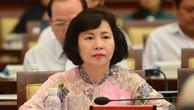 Ban Bí thư quyết định miễn nhiệm chức vụ của đồng chí Hồ Thị Kim Thoa