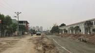 Điều chỉnh dự án xây dựng đường Lại Yên - An Khánh