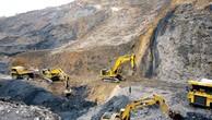 Khai thác mỏ sắt Thạch Khê - Ảnh: báo Tiền phong