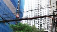 Dự án Phương Đông - Mỹ Sơn Tower đang bị đè xuất mức phạt khủng 1,5 tỷ đồng.