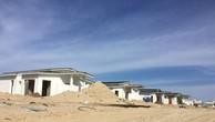 Các dự án tại khu vực Bắc Bán đảo Cam Ranh đang trong giai đoạn đầu tư ban đầu.