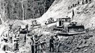 Trung đoàn 6 công binh anh hùng Bộ đội Trường Sơn trong nhiệm vụ mở đường