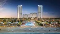 Phối cảnh dự án  Pan Pacific Danang Resort.