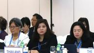 Đại biểu các nền kinh tế tham dự buổi họp thường niên. Ảnh TTXVN
