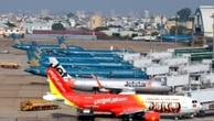 Sử dụng tài sản kết cấu hạ tầng giao thông hàng không