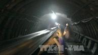 Cải thiện dây chuyền sản xuất than. Ảnh minh họa: TTXVN