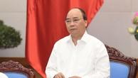 Thủ tướng Nguyễn Xuân Phúc: Yêu cầu mà Chính phủ đặt ra là kịp thời tháo gỡ mọi rào cản, mọi khó khăn, để tạo điều kiện cho sản xuất kinh doanh và đời sống của người dân. Ảnh: VGP