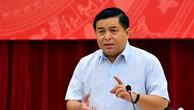 Bộ trưởng Bộ Kế hoạch và Đầu tư Nguyễn Chí Dũng. - Ảnh: VGP