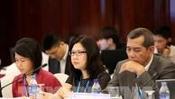 Đại biểu đại diện các nền kinh tế APEC tham dự cuộc họp. Ảnh: TTXVN