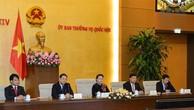 Chủ tịch Quốc hội Nguyễn Thị Kim Ngân phát biểu tại buổi tiếp - Ảnh: Quochoi.vn