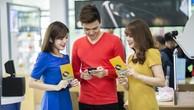 Trên tay thẻ di dộng, dùng ngay MobiFone Next nạp tiền siêu tiện lợi