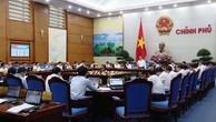 Nghị quyết phiên họp Chính phủ chuyên đề về xây dựng pháp luật