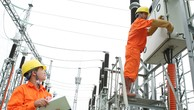 Sản lượng điện thương phẩm tăng 8,8% so với cùng kỳ