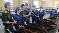 Chuyển xếp lương đối với công nhân quốc phòng