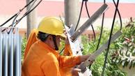 EVN khắc phục sự cố lưới điện sau bão số 10