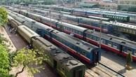 Sử dụng nguồn thu từ giá sử dụng kết cấu hạ tầng đường sắt