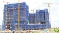 Nhiều công trình xây dựng đang sử dụng các vật liệu thay thế cát tự nhiên.