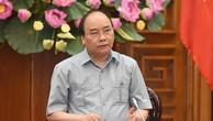 Thủ tướng Chính phủ chỉ đạo cần đổi mới tư duy, giải pháp và cách thức thực hiện nhiệm vụ xây dựng, phát triển công nghiệp quốc phòng, an ninh. Ảnh: VGP
