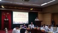 Bộ trưởng, Chủ nhiệm VPCP Mai Tiến Dũng dẫn đầu Tổ công tác của Thủ tướng Chính phủ làm việc với Bộ Y tế. Ảnh: VGP