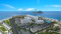 Phối cảnh tổng thể dự án Biển Đá Vàng Resort.
