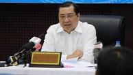Chủ tịch UBND TP Đà Nẵng Huỳnh Đức Thơ.