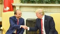Việt Nam, Hoa Kỳ tích cực thu xếp chuyến thăm của Tổng thống Trump