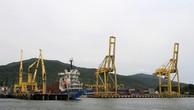 Cảng Tiên Sa (Đà Nẵng) - trung tâm logistics lớn của vùng duyên hải miền Trung. Ảnh: VGP