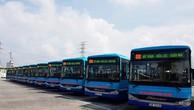 Hà Nội 'lên đời' hàng loạt xe buýt chất lượng cao