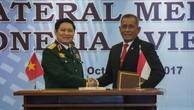 Việt Nam, Indonesia ký Tuyên bố Tầm nhìn chung về hợp tác quốc phòng