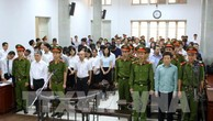 Vụ án Hà Văn Thắm và các đồng phạm: 18 bị cáo làm đơn kháng cáo. Ảnh: TTXVN