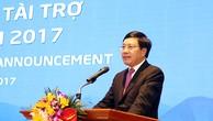 Phó Thủ tướng Phạm Bình Minh phát biểu tại buổi lễ. Ảnh: VGP