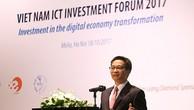Đầu tư vào CNTT&TT tạo nền tảng, động lực tăng trưởng bền vững