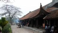 Một góc chùa Keo
