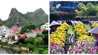 Một góc thành phố Lạng Sơn và thành phố Sa Đéc