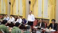 Chủ tịch nước: 'Không để xảy ra sai sót dù nhỏ nhất dịp Tuần lễ Cấp cao APEC'