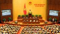 Chính phủ báo cáo về kết quả thực hiện các Nghị quyết của Quốc hội