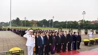 Toàn cảnh phiên khai mạc kỳ họp thứ 4, Quốc hội khóa XIV