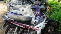 Đấu giá thanh lý 08 xe mô tô, xe máy đã qua sử dụng tại Sóc Trăng
