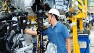 Sản xuất công nghiệp tăng cao so với năm trước